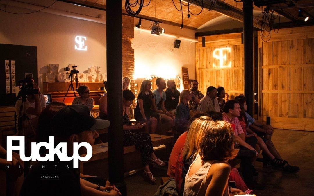 #MusicFuckUp : el evento de emprendedores que se ríe del fracaso