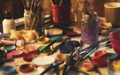 Skin Is The New Canvas: Ladies, Wine & Design