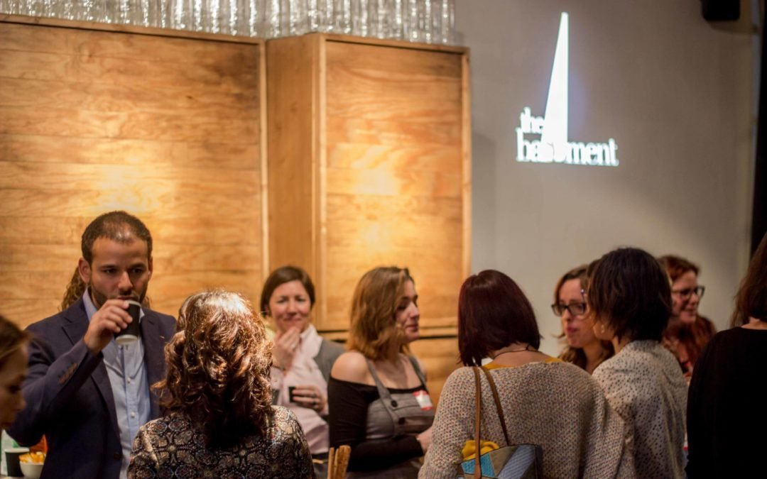 Five ways to make the most of a networking event