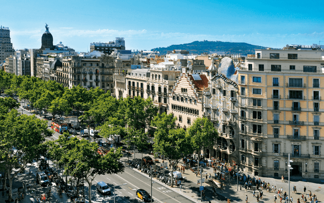 What to do after an event in Barcelona?