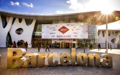 IBTM World 2017 : innovación, tendencias y nuevas tecnologías para los eventos corporativos