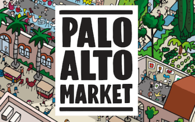 Espacios creativos de la mano de Palo Alto Market