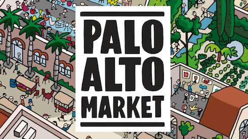 Creative spaces from Palo Alto Market